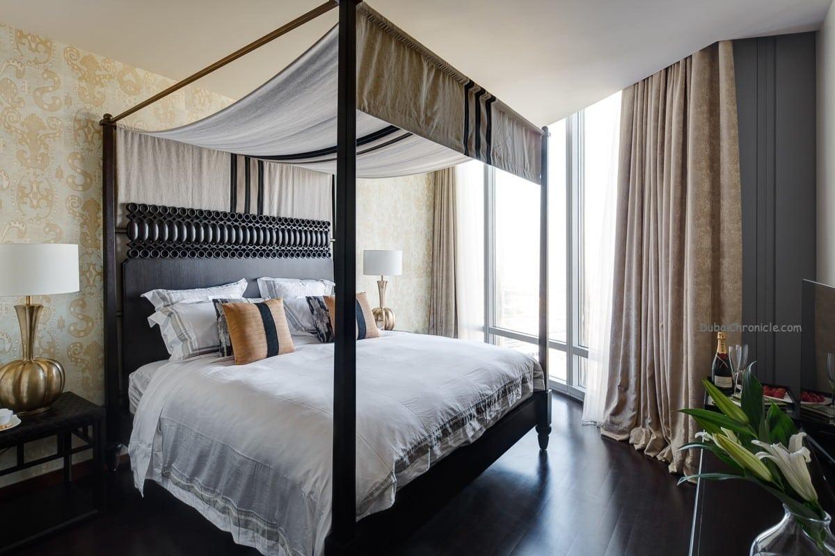 2 Bedroom Apartment in Burj Khalifa Master Bedroom