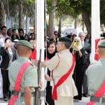 Jafza celebrates Flag Day