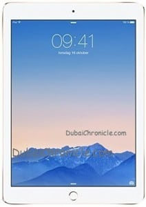 Apple iPad Air 2 MH0W2LL/A (16GB, Wi-Fi, Gold) NEWEST VERSION