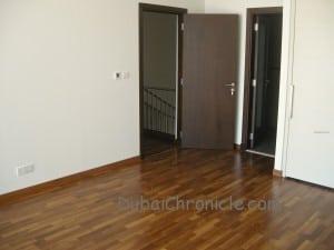 Bedroom Burj Daman Duplex DIFC