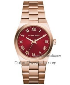 Colette Rose Gold-Tone Watch