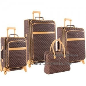 Pierre-Cardin-Signature-Spinner-4-Piece-Luggage-Set