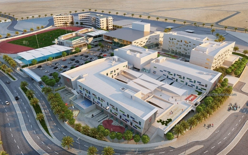 Swiss International Scientific School Dubai - DHCC