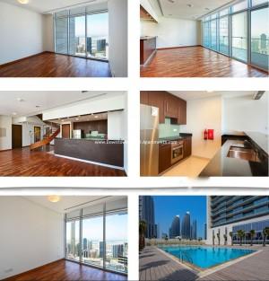 2 Bedroom Duplex Burj Daman Dubai