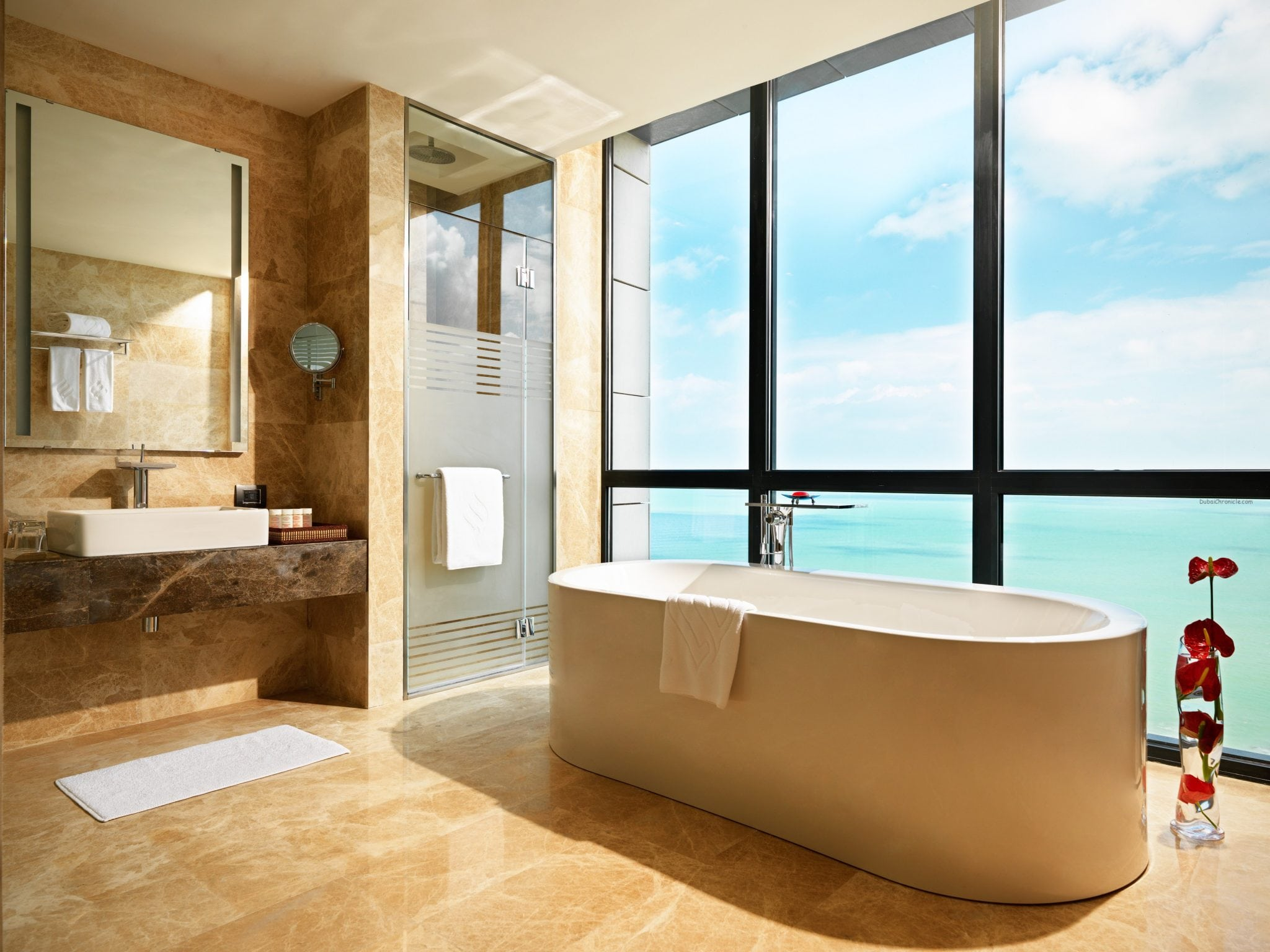 10 best luxury bathrooms you must see for Bathroom seen photos