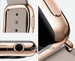 Apple Gold Watch
