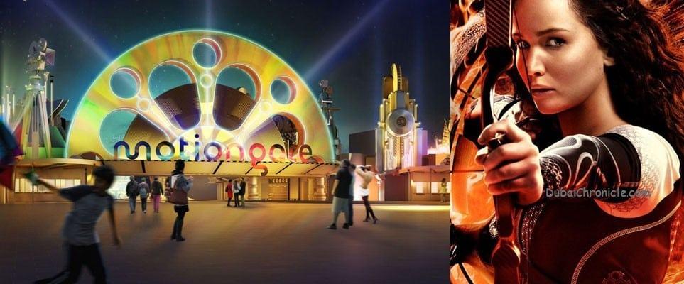 Hunger Game Theme Park