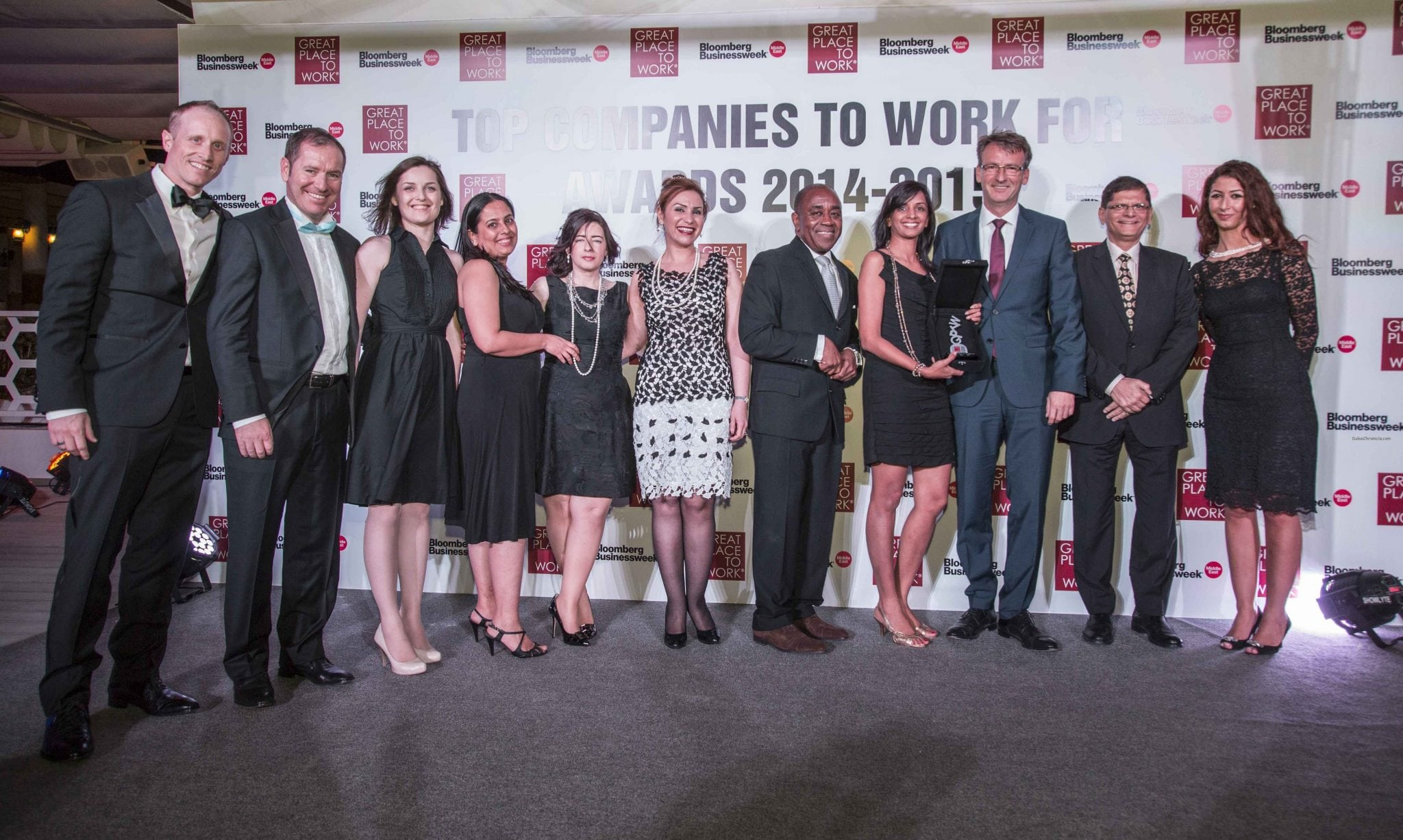 DHL named Top Company to Work For in the UAE for the second consecutive ...