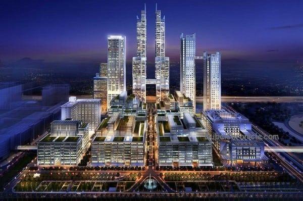 Dubai World Trade Centre Statut Changed to a Free Zone