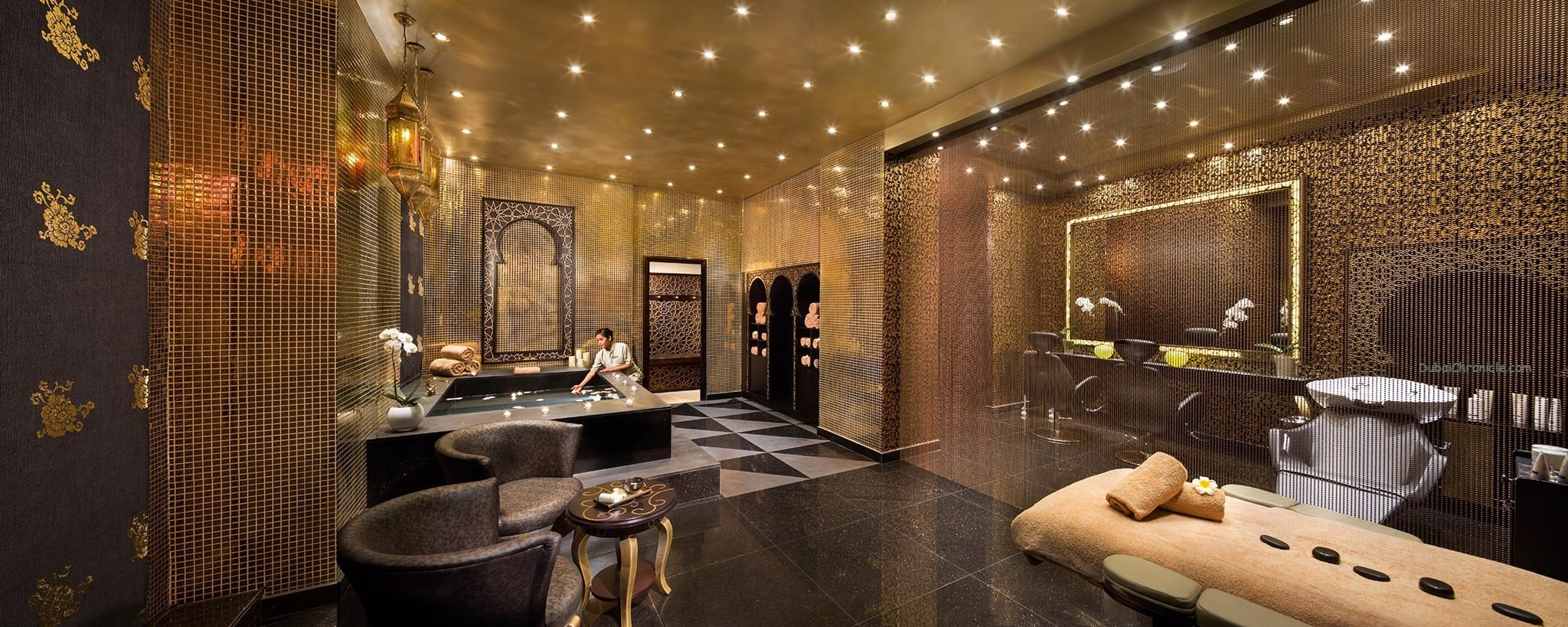 Ajman Palace Hotel Launches Amazing Summer Spa Specials