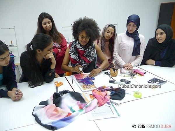 Esmod_Dubai_iFash_and_abaya_course-007