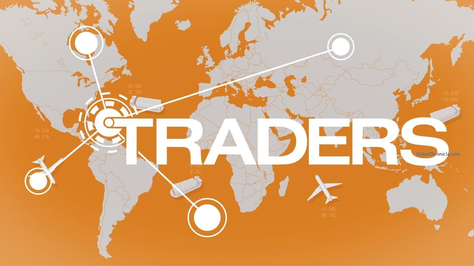 Traders - Card