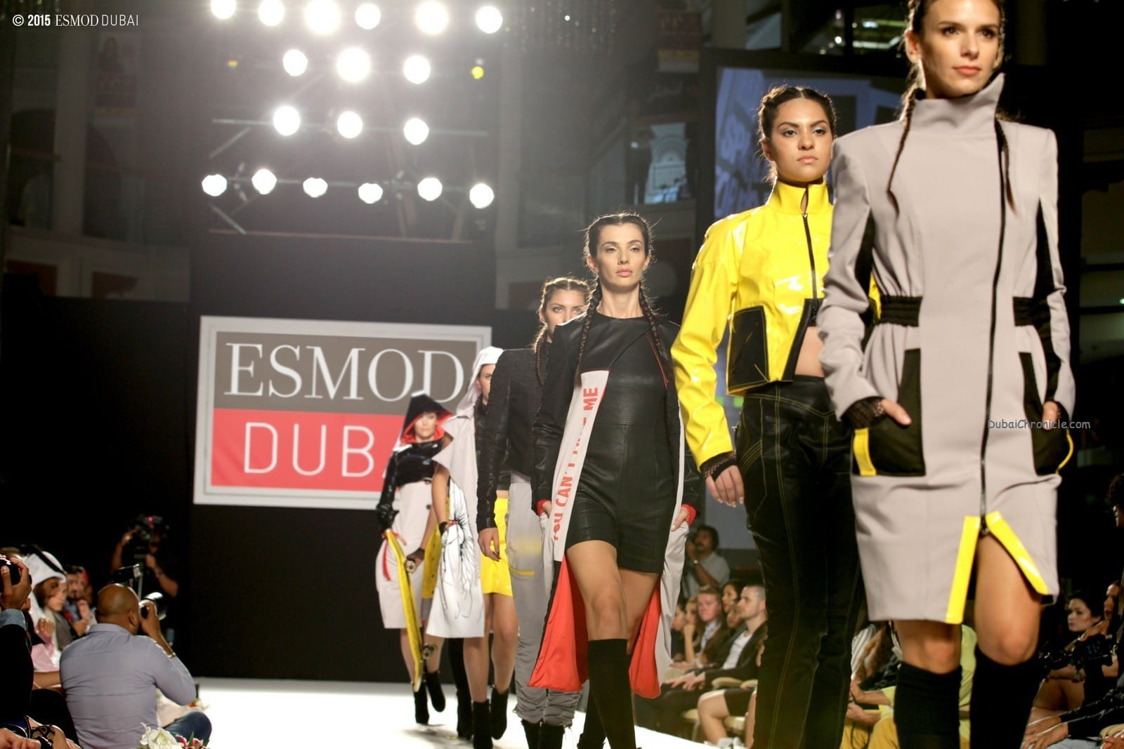 ESMOD Dubai 2015 Fashion Show - House of Dmello