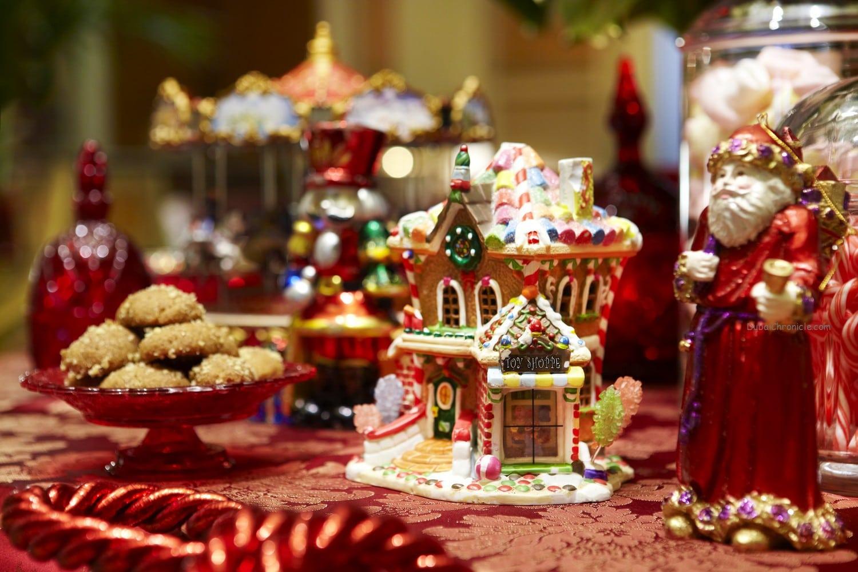 Eatery Christmas