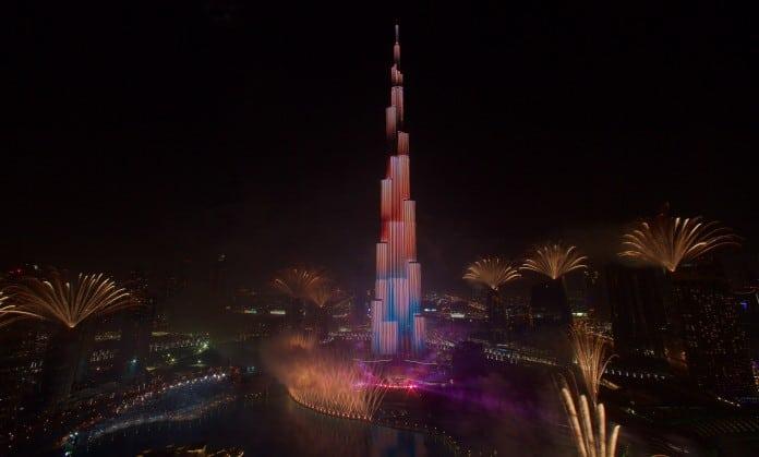 December Global Festivities >> New Year's Eve: 'Light Up 2018' in Downtown Dubai - Dubai ...