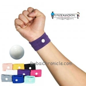 Wristbands for Motion Sickness