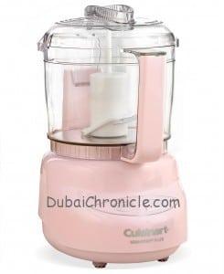 Cuisinart DLC-2A Food Processor, Mini Prep Plus Pink Collection