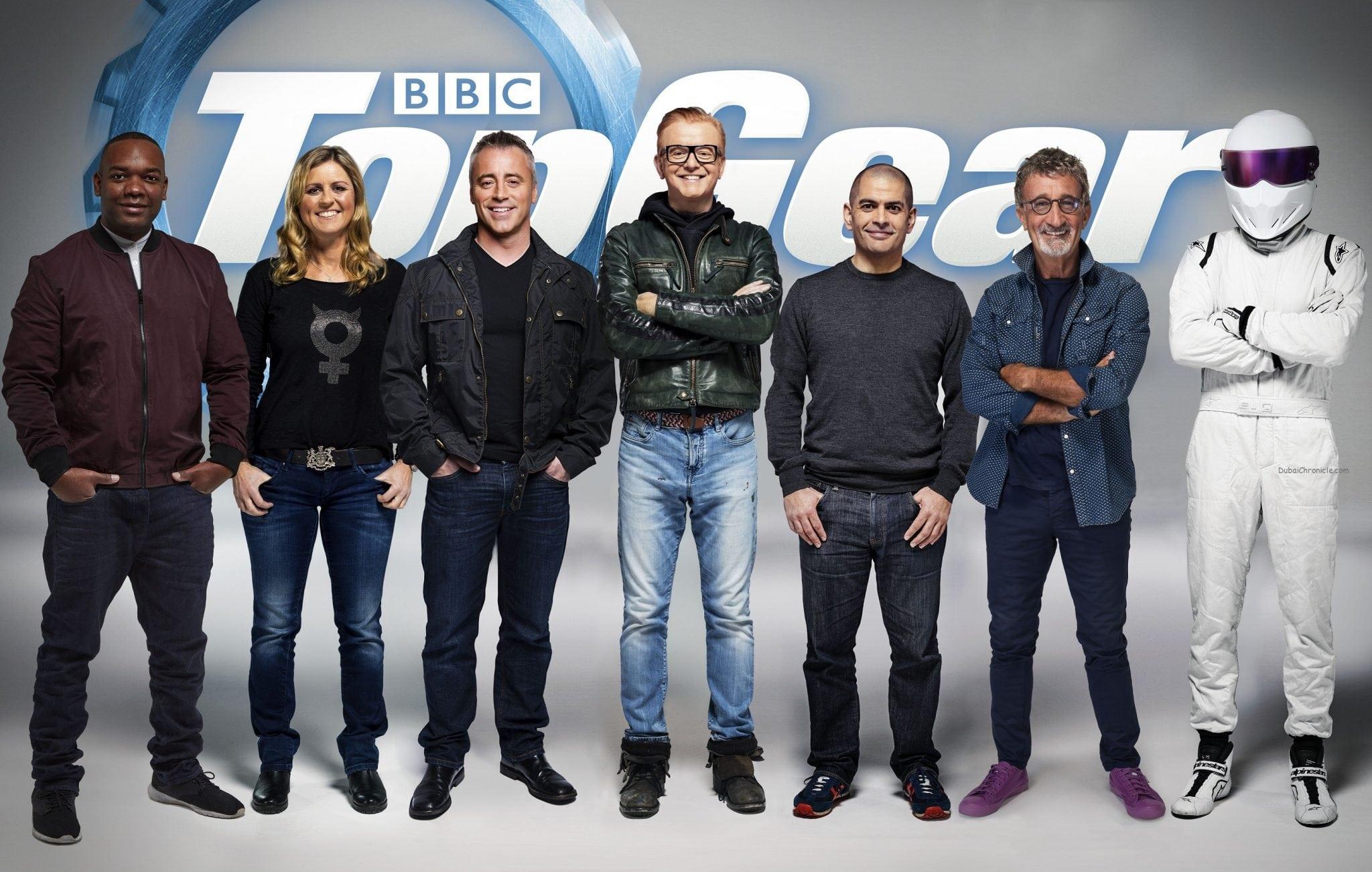Credit - BBC Top Gear Magazine