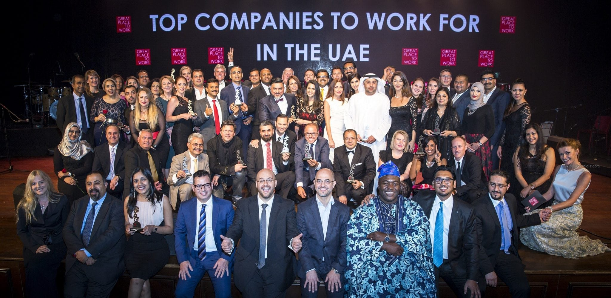The Top 20 Companies to Work For in the UAE