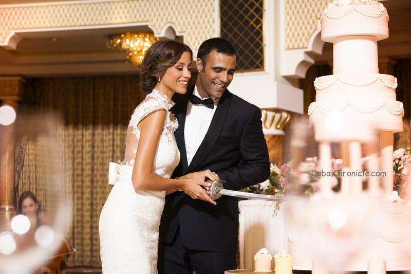 Burj Al Arab - Al Falak Ballroom - Wedding1