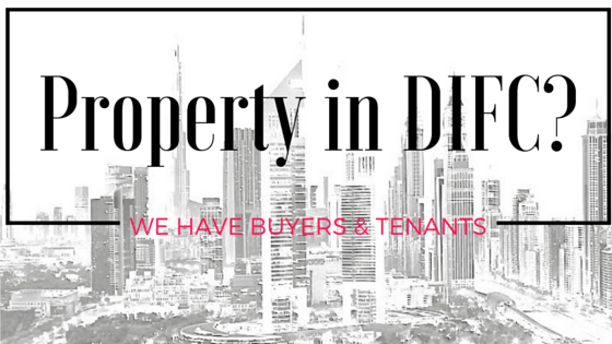 Property in DIFC Banner