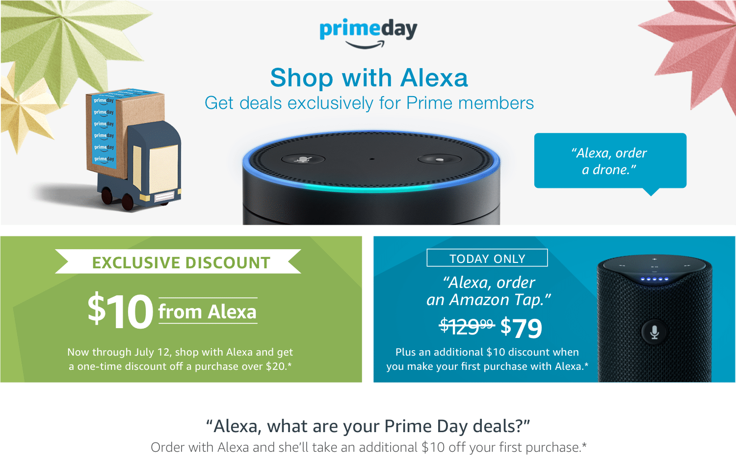 Alexa What Are Your Prime Day Deals