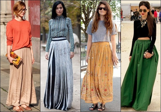 How to Wear a Maxi Skirt? - Dubai Chronicle
