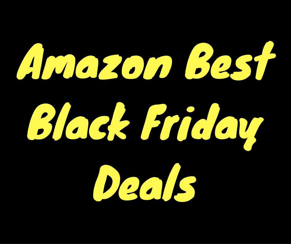 AMAZON BLACK FRIDAY 2019 BOOK CODE