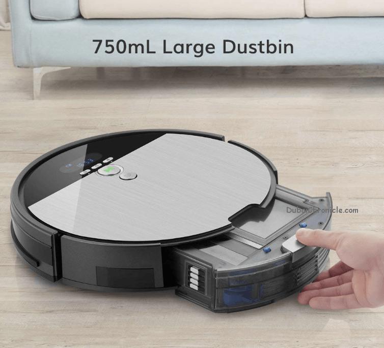 black friday deal on robotic vacuum cleaner. Black Bedroom Furniture Sets. Home Design Ideas
