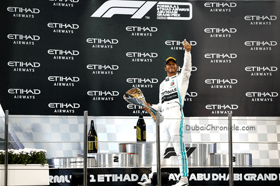 Lewis Hamilton Tops Off 6th World Title with Victory at Abu Dhabi Grand Prix 2019