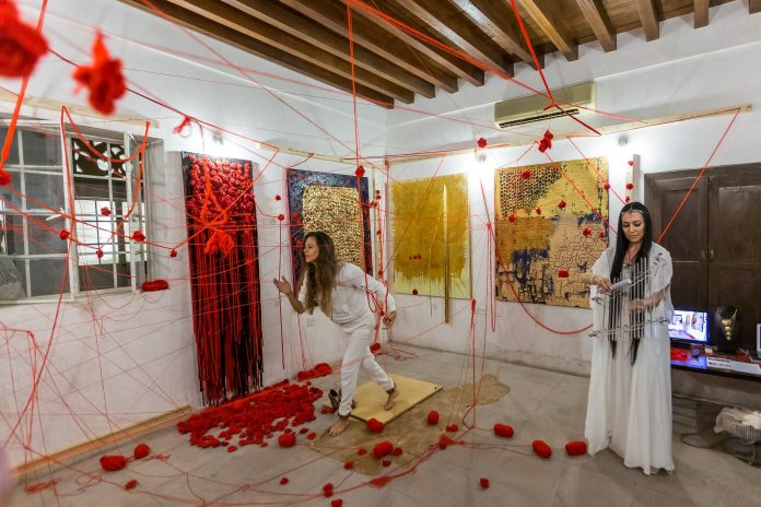 Dubai Is An Icon And Incubator For Arts And An Inspiring Haven For Artists