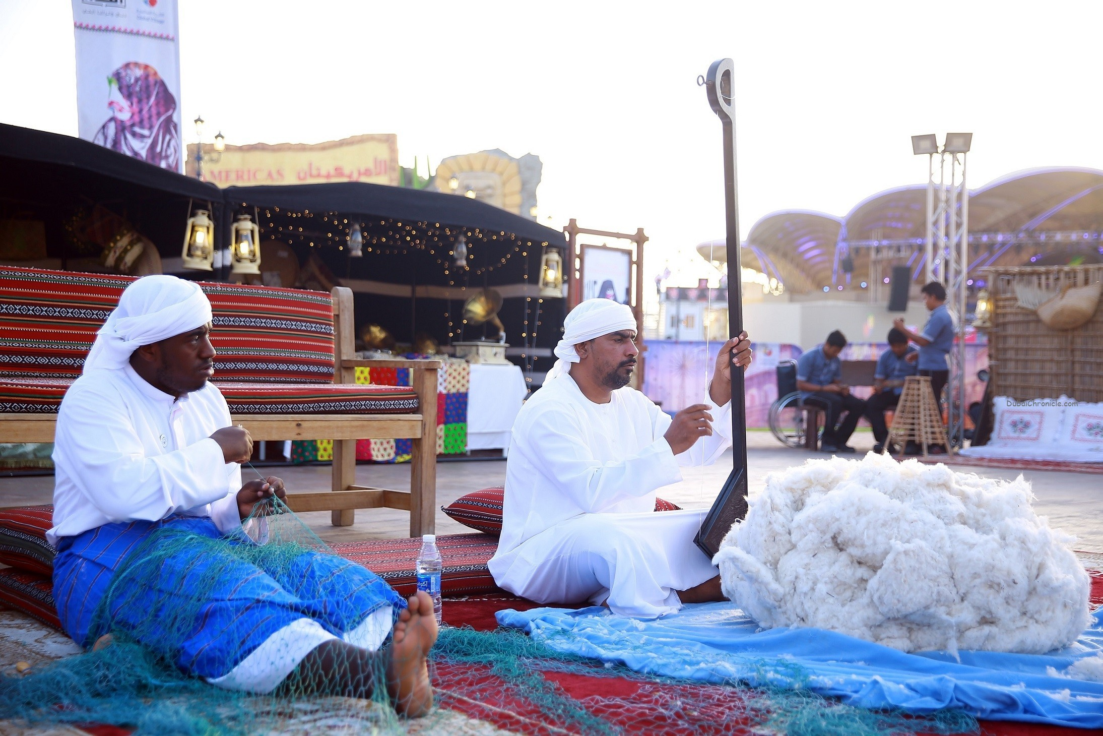 Dubai Culture: Bridging The Link Between Heritage, Culture and Tourism