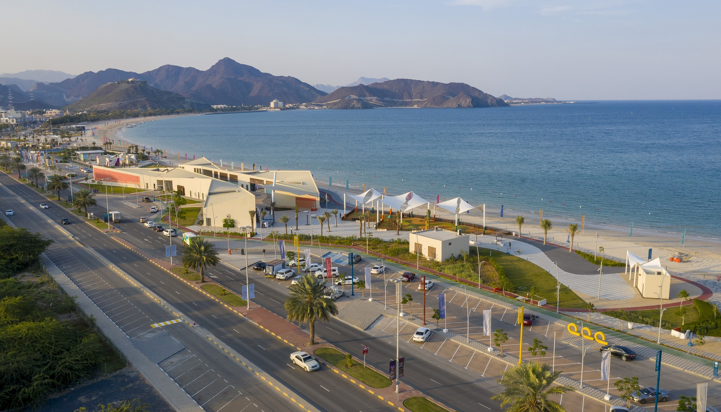 Khorfakkan Beach To Organize Sports Activities During The Holy Month of Ramadan