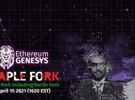 Khurram Shroff and Earl Mai - Maple Fork, Ethereum GeneSys