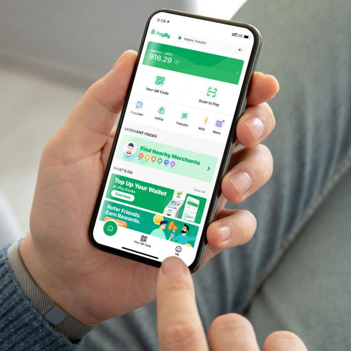 PayBy app is now on Abu Dhabi Pay
