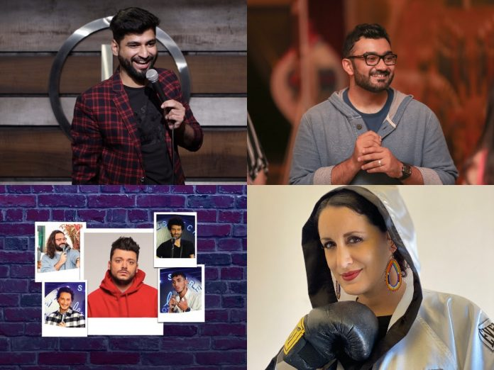 Dubai Comedy Festival has added even more hilarious comedians to its jam-packed line-up