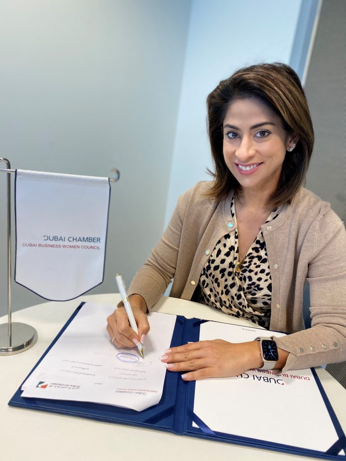 DBWC, DED Collaborate on Supporting and Empowering Businesswoman