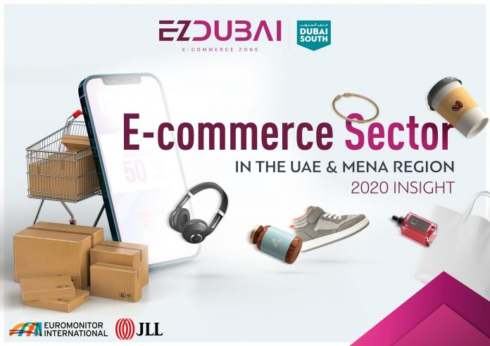 Ezdubai Launches E-Commerce Report In Partnership With Euromonitor International And Jll