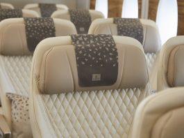 A glimpse of Emirates Premium Economy Seats