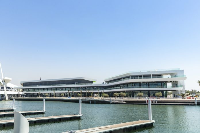 Al Qana, the scenic and picturesque waterfront social dining and entertainment destination in Abu Dhabi, Zaytoun terraces