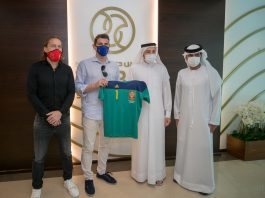 Dubai Sports Council Receives Casillas and Discusses Investment in Sports