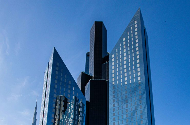 Central Park Towers, the largest single-owned office development within DIFC Free Zone