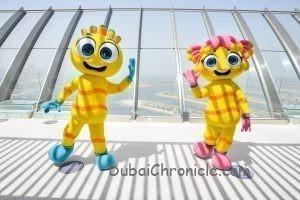 Entertainment at Dubai Summer Surprises
