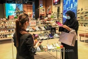 Shopping at the 24th edition of the Dubai Summer Surprises (DSS)