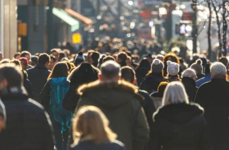 World Population is Projected to Hit 10 Billion People by 2057