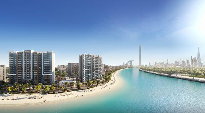 Azizi Developments, Dubai's leading private developer, has just announced the addition of a gigantic crystal lagoon.