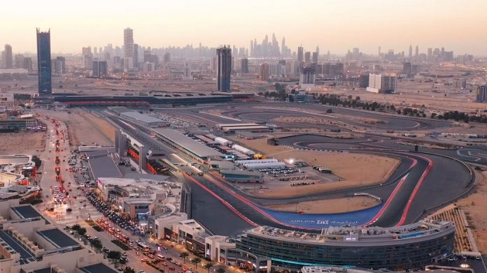 Dubai Autodrome, the country's first fully integrated motorsport facility.