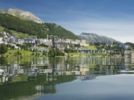 Picture of Engadin Valley