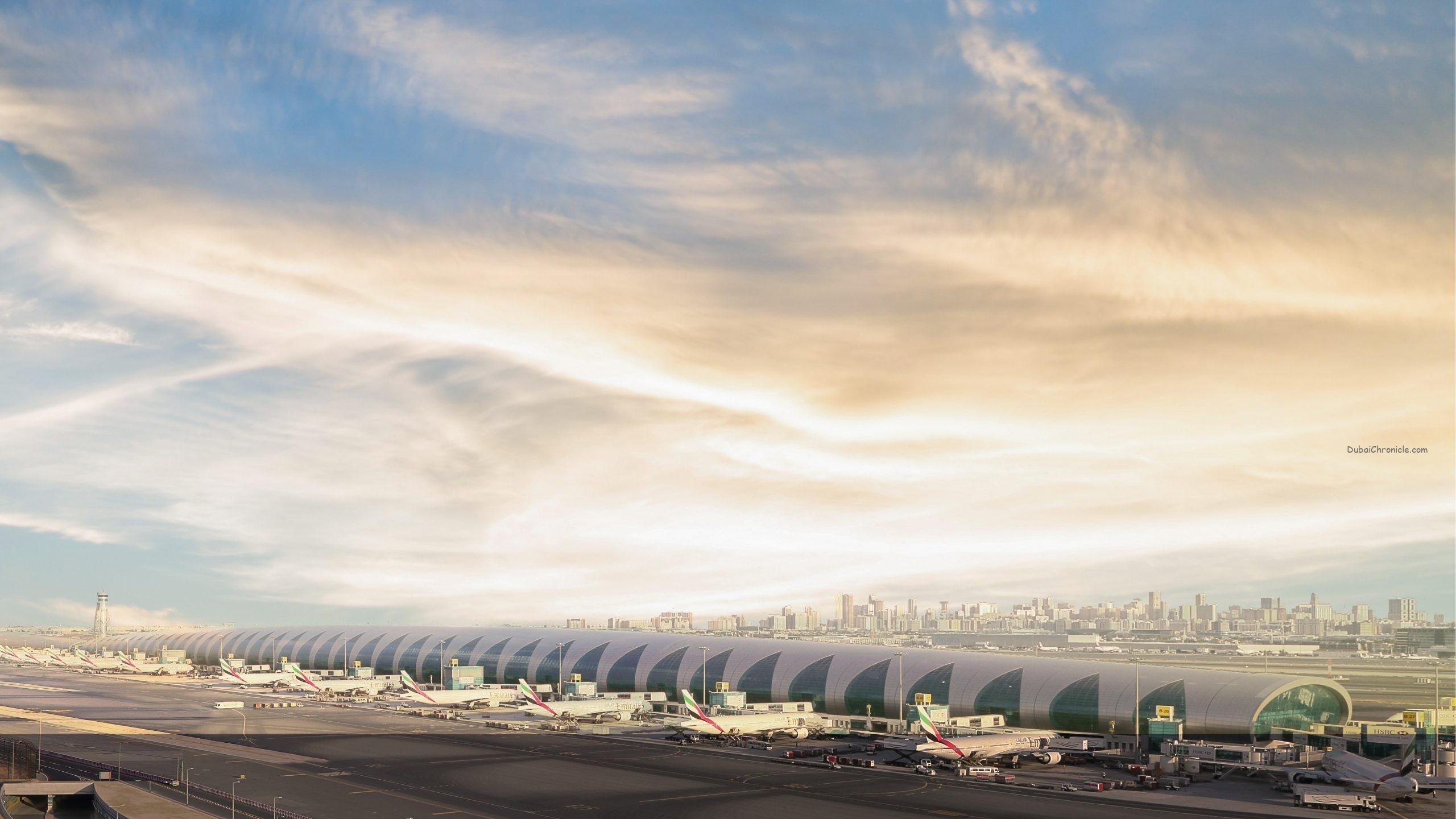 The Emirates Group today announced its first year of loss