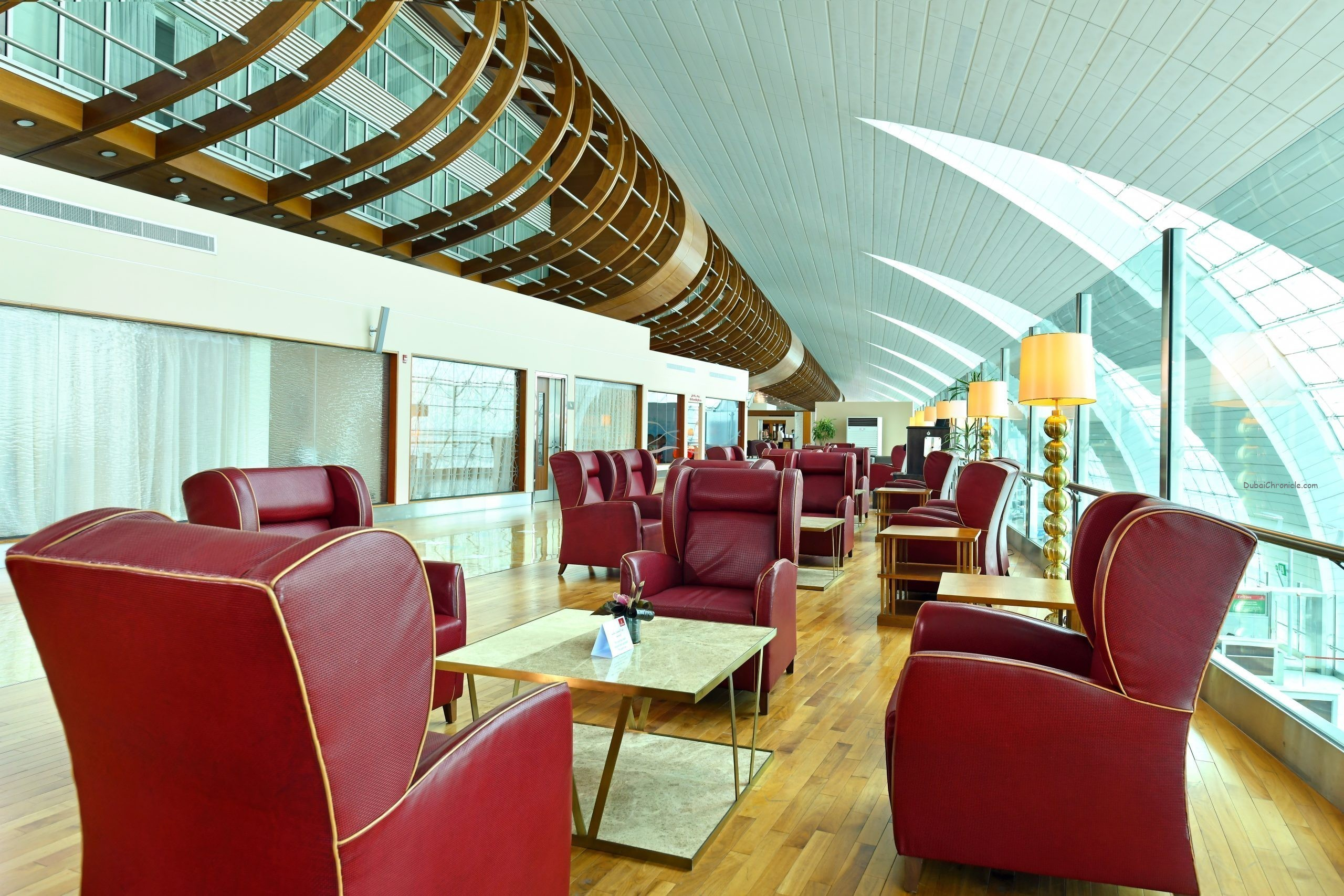 Emirates has re-opened its dedicated First Class Lounge at Dubai International Concourse B, to serve the growing volume of premium customers.